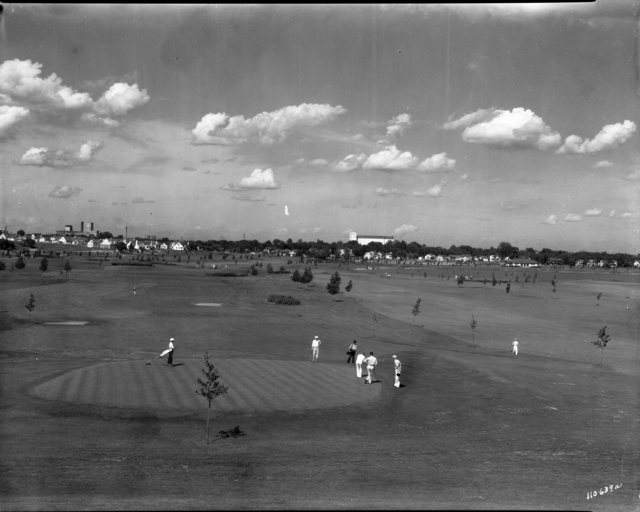 Hiawatha Golf Course - 1934
